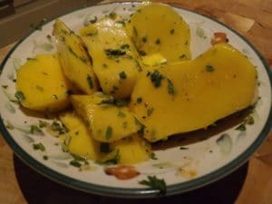 Mango Chow great way toi eat this fruit