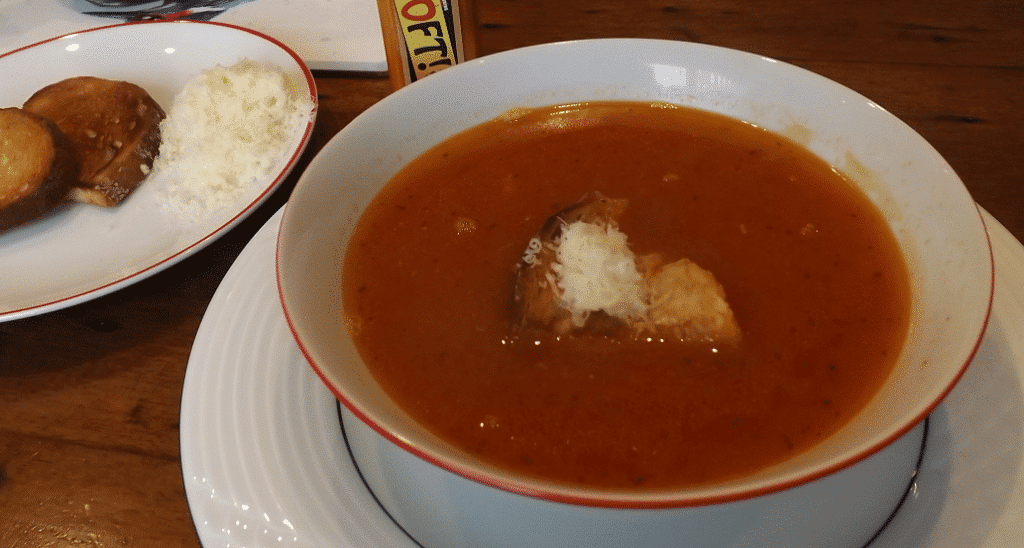 Caribbean Fish Soup – smooth rich and tasty