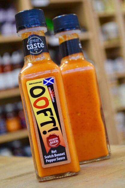 Ooft! Hot Sauce