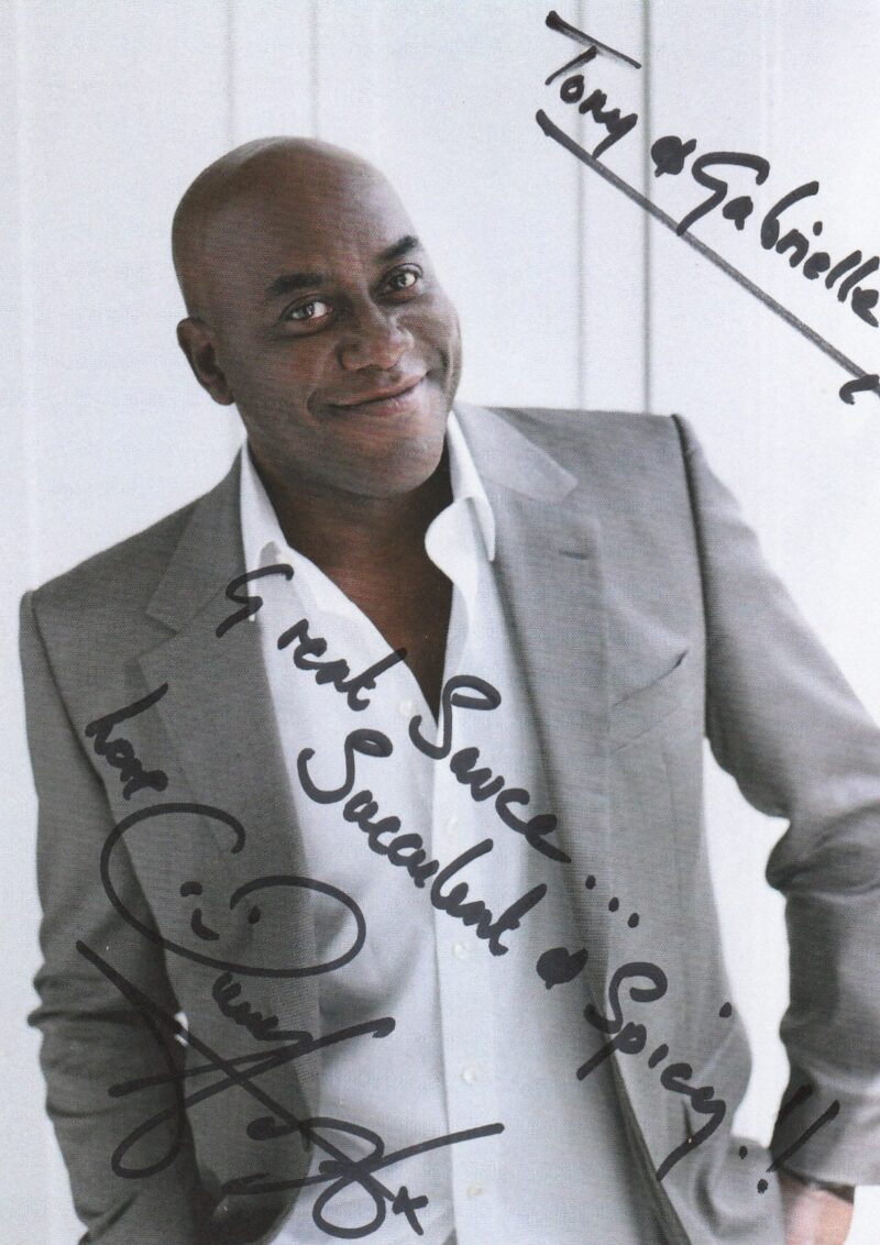 Ainsley Harriott Recipes